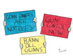 March For Our Lives Signs