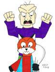 Fox Storybook Concept 2
