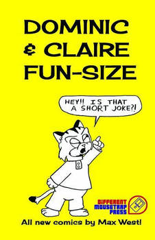 Dominic and Claire Fun-Size Cover