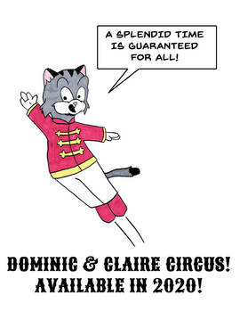Dominic and Claire Circus Teaser