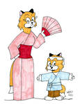 Hilda and Richie Japanese