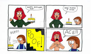 Ace's Birthday Wish