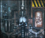 Giger factory
