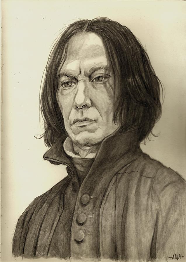 Snape by anatheme