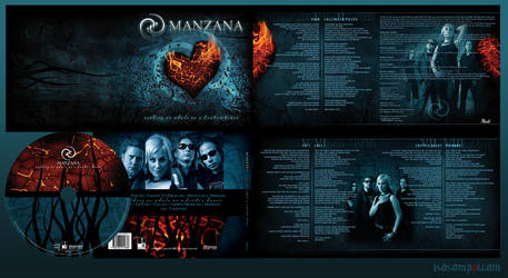 Manzana - CD cover