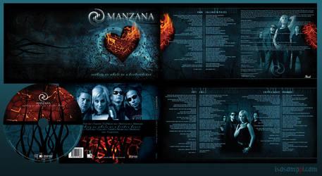 Manzana - CD cover