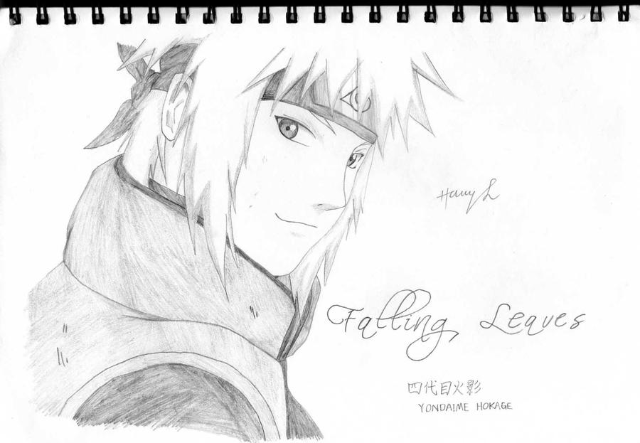 Yondaime Hokage by HaRRyLL