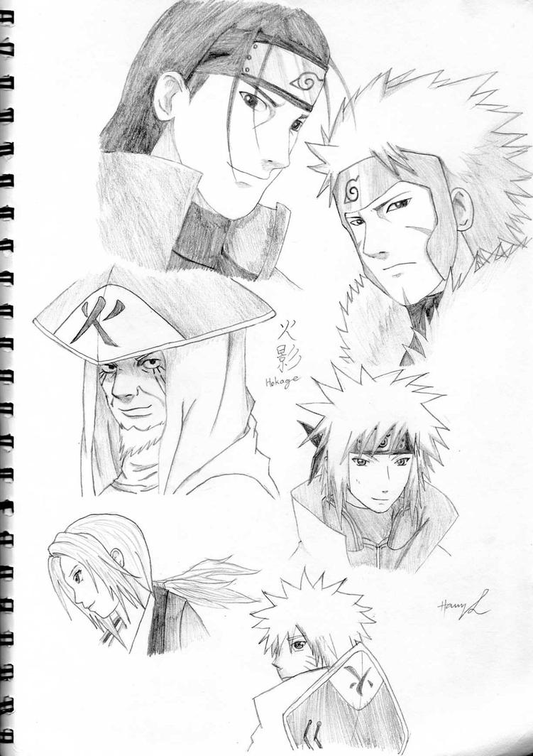 Hokage by HaRRyLL