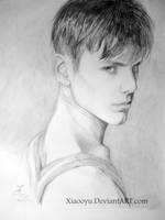 Portrait01 by Xiaooyu