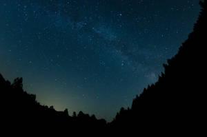 Milky Way by Cassini246