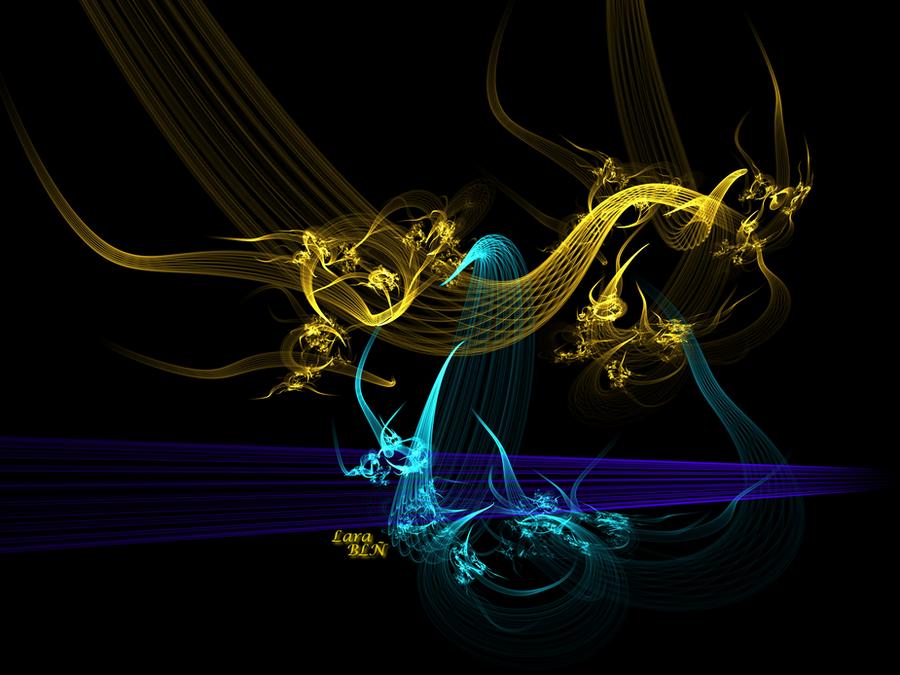 Golden Dragon by LaraBLN