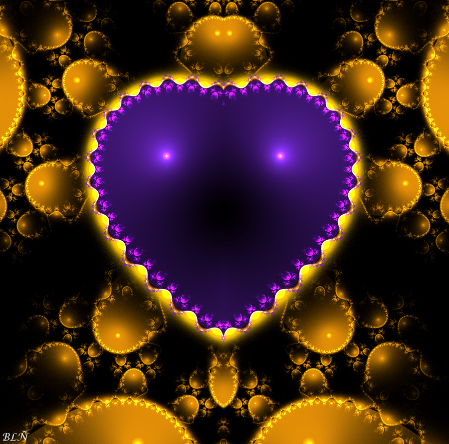 Heart Jewel by LaraBLN