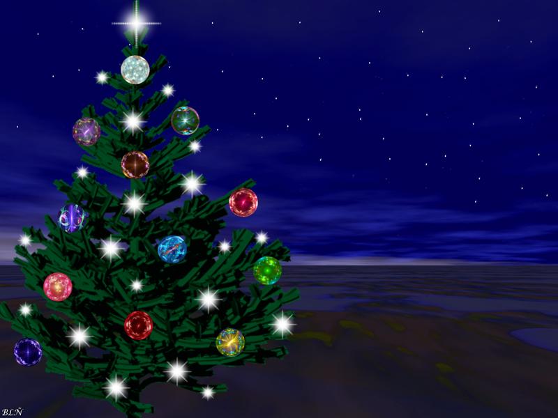 Christmas Tree by LaraBLN