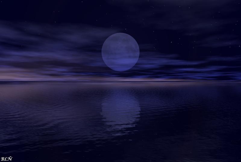 Reflejo de Luna by LaraBLN