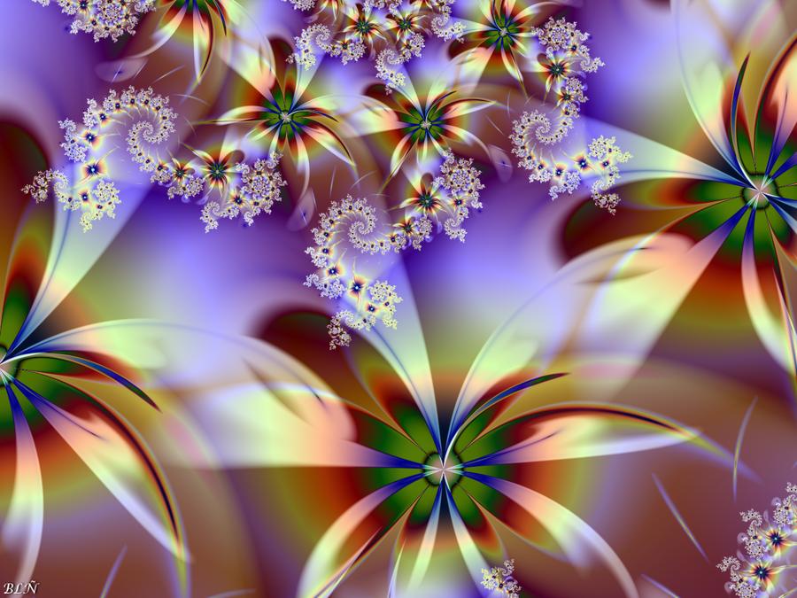 Spring Glass by LaraBLN