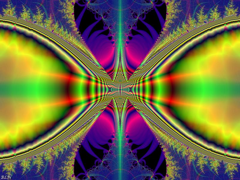 Strange Butterfly by LaraBLN