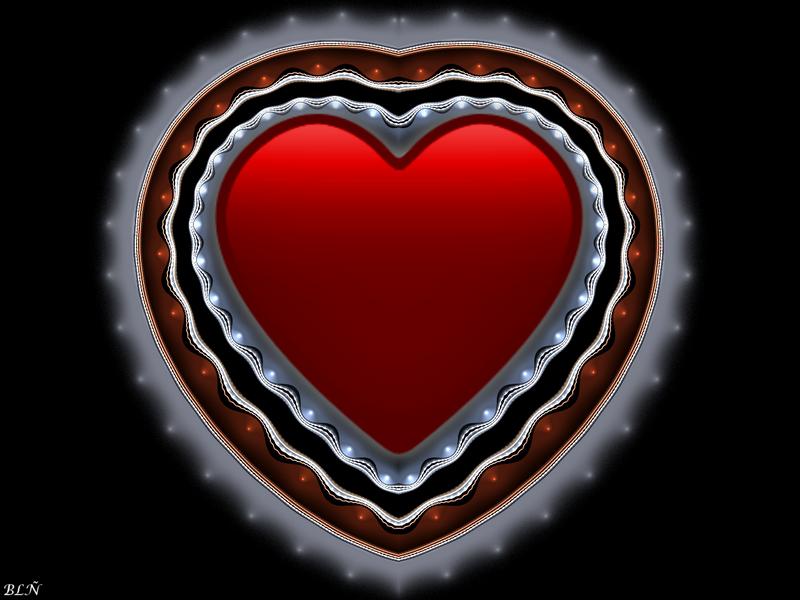 Heart by LaraBLN