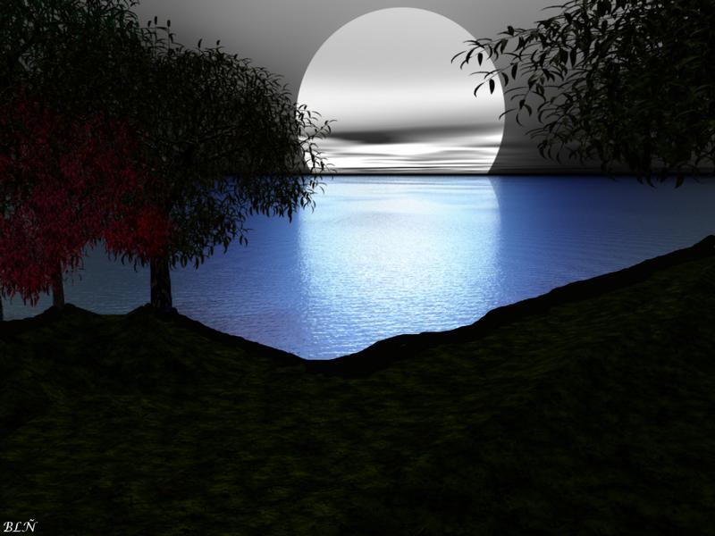The Lake by LaraBLN