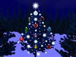 Christmas Tree II by LaraBLN