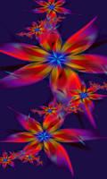 Brushstrokes of Colors by LaraBLN