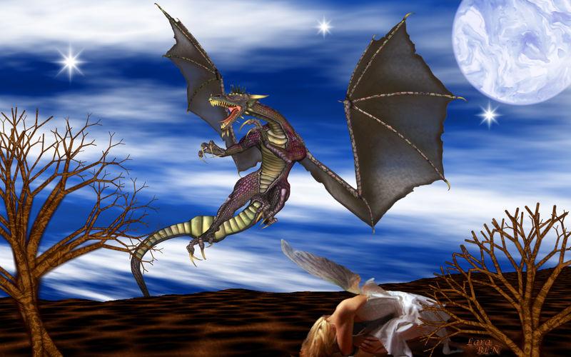 El Dragon y el Hada