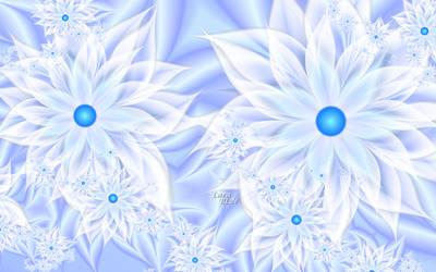 Snow Flowers by LaraBLN