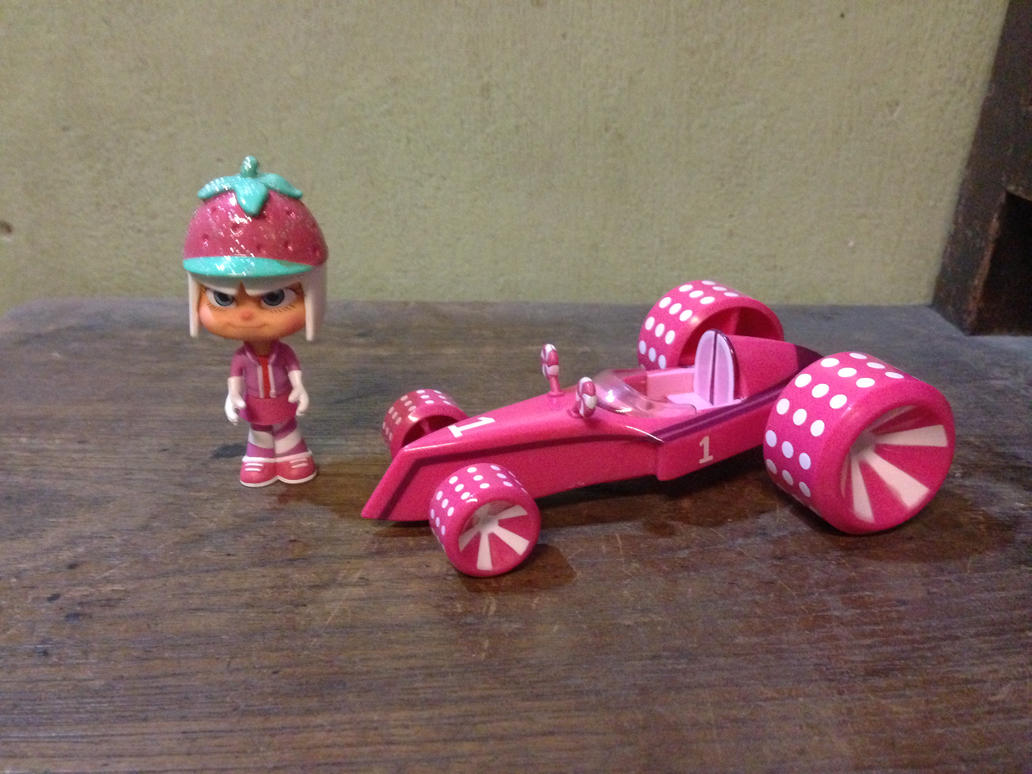 Taffyta muttonfudge car