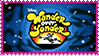 Wander Over Yonder Logo Stamp