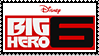 Big Hero 6 Stamp by EclipsaButterfly