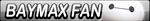 Baymax Fan Button by EdaTheOwlLady