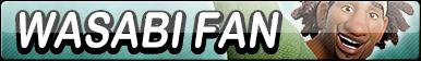 Wasabi Fan Button