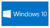 Windows 10 Stamp by EclipsaButterfly