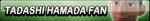 Tadashi Hamada Fan Button by EdaTheOwlLady