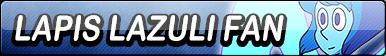 Lapis Lazuli Fan Button