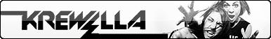 Krewella Fan Button