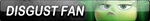 Inside Out - Disgust Fan Button by EclipsaButterfly