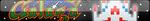 Galaga Fan Button by EdaTheOwlLady