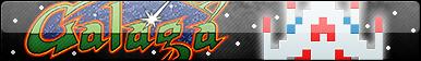 Galaga Fan Button by TaffytaMuttonfudge