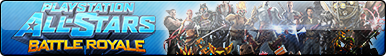 PlayStation All-Stars Battle Royale Fan Button