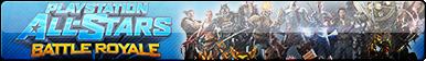PlayStation All-Stars Battle Royale Fan Button by TaffytaMuttonfudge