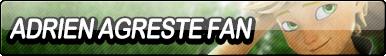Adrien Agreste Fan Button by TaffytaMuttonfudge