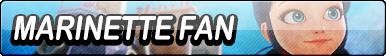 Marinette Dupain-Cheng Fan Button by TaffytaMuttonfudge