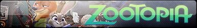 Zootopia Fan Button
