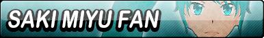 Saki Miyu Fan Button