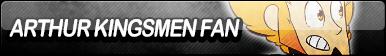 Arthur Kingsmen Fan Button by EclipsaButterfly