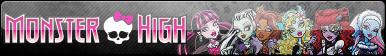 Monster High Fan Button