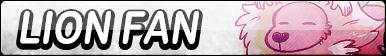 Lion Fan Button