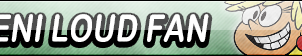 Leni Loud Fan Button by EclipsaButterfly