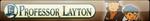 Professor Layton Fan Button by EclipsaButterfly