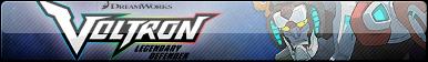 Voltron Legendary Defender Fan Button by EdaTheOwlLady